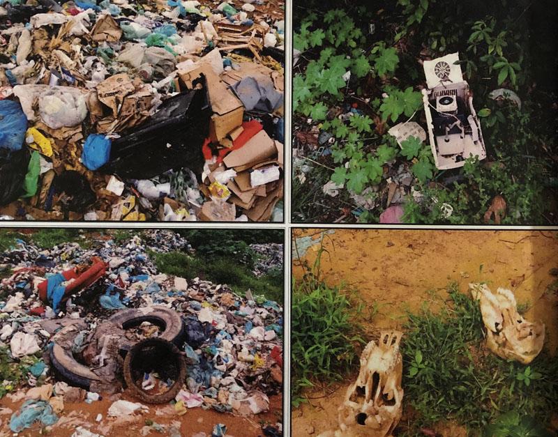 Área atual oferece riscos à saúde e ao meio ambiente